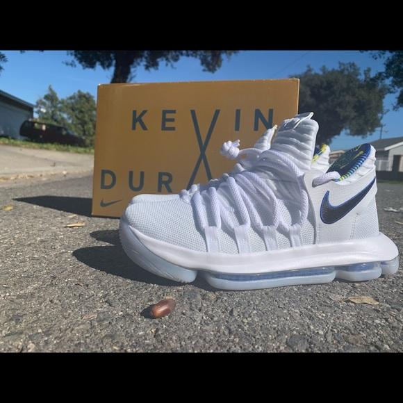 Nike Zoom Kd 10 LMTD GS Kids Sneakers d2270ee67